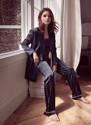 Jenna Coleman speaks to the magazine about her role in new psychological drama, The Cry