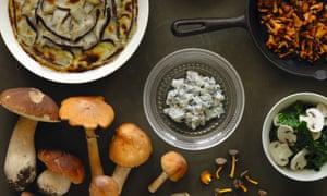 Mushroom Magnus Nilsson Nordic Cookbook
