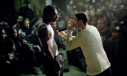 Eminem rap battle 8 mile