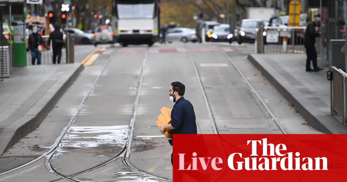 Coronavirus Australia live update: Victoria lockdown begins to battle Melbourne Covid outbreak as calls mount for more business support – The Guardian