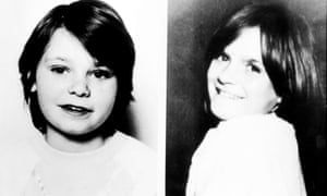 Karen Hadaway and Nicola Fellows, who were killed in October 1986.