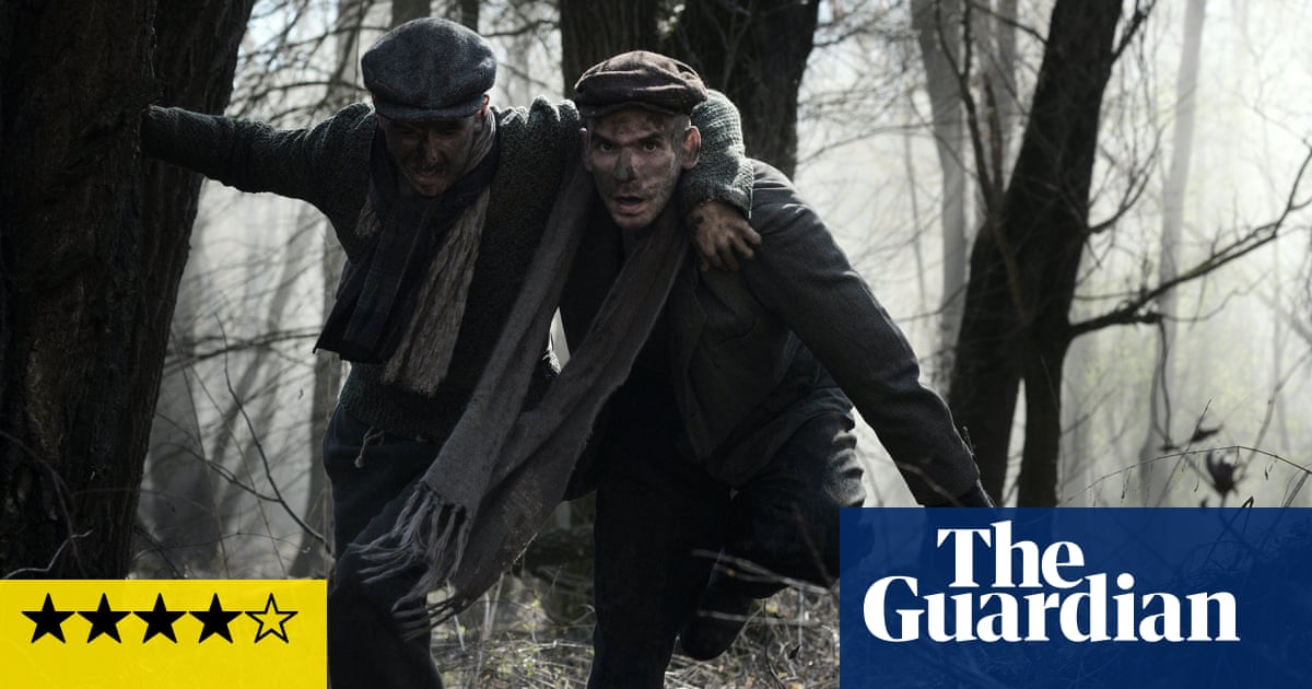 The Auschwitz Escape review – death camp's secrets uncovered in powerful drama
