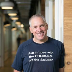 Uri Levine, co-founder, Waze.