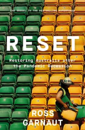 Cover image of Reset, by Ross Garnaut