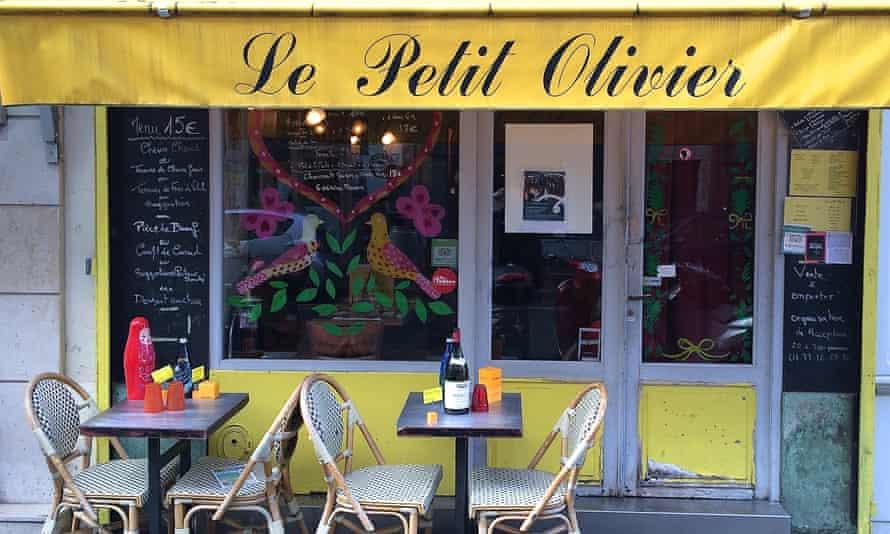 Le Petit Olivier, Paris