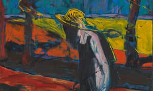 Detail from Study for Portrait of Van Gogh IV, 1957