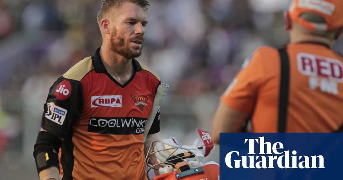 David Warner dropped by Sunrisers Hyderabad after losing IPL captaincy