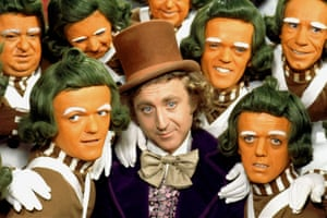 Roald Dahl: 'Willy Wonka And The Chocolate Factory' - 1971