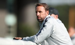 Gareth Southgate seems to be intent on tweaking England's style.