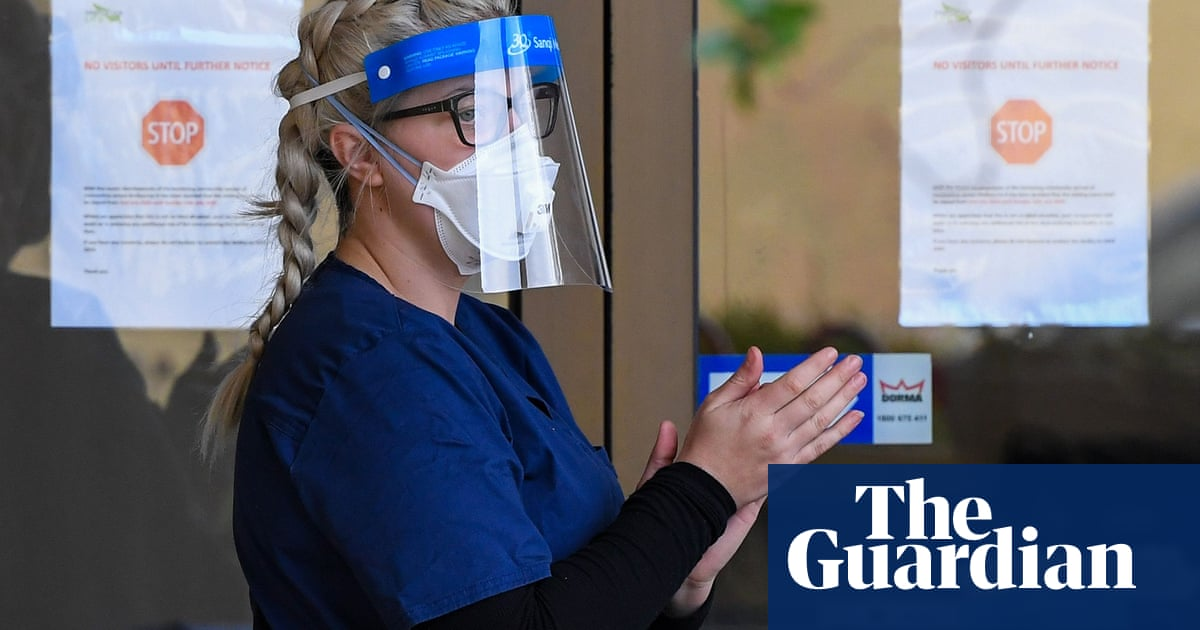 Victoria battles to contain coronavirus in 35 aged care homes