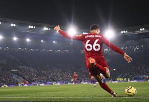 Trent Alexander-Arnold has helped provide a unique approach to how Liverpool attack.