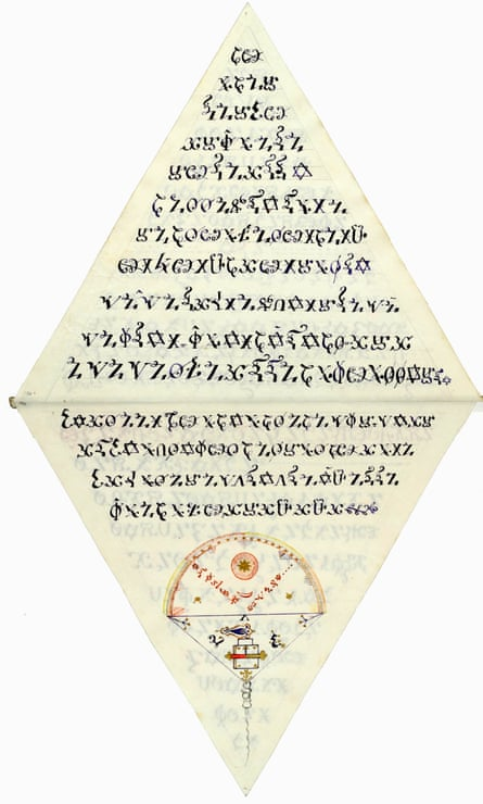 The Triangular Book of Count St Germain.