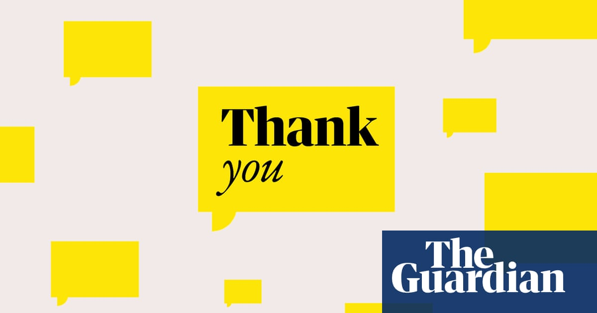 'You are my daily source of sanity': Guardian readers around the world wish us happy 200th birthday