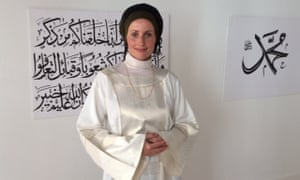 Sherin Khankan is an imam in the first female-led mosque in Scandinavia.
