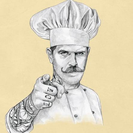 chef shortage illustration