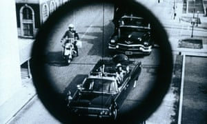 History reimagined in Oliver Stone's 1991 film JFK. Photograph: Allstar/Cinetext/Warner Bros