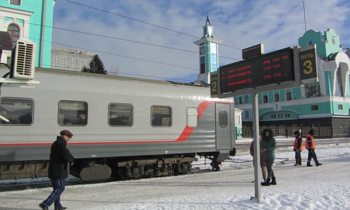On board the Trans-Siberian Railway for a centenary ride | Travel
