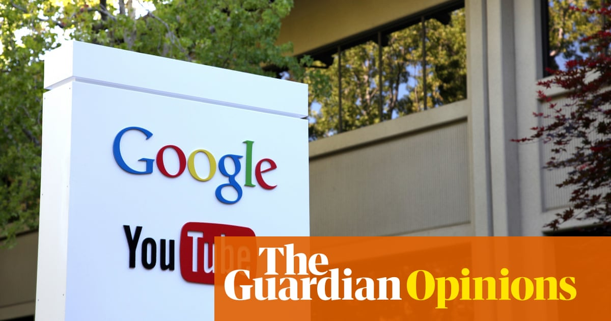 The tech titans must have their monopoly broken – and this