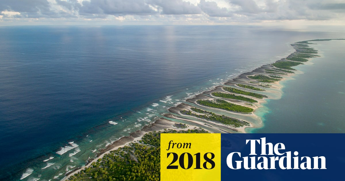 Almost All World S Oceans Damaged By Human Impact Study