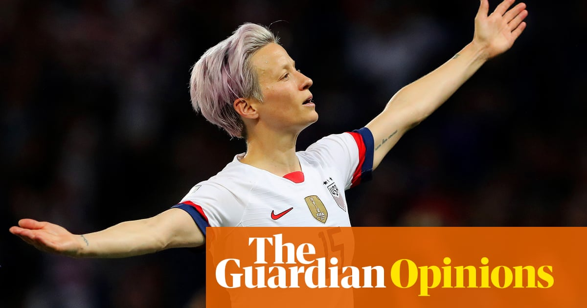 We're having a fantastic summer of women's sport – even if some men refuse to move with the times