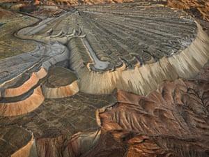 Chuquicamata copper mine, Overburden #2, Calama, Chile, 2017