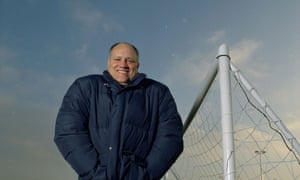Martin Jol, pictured as Tottenham's manager in 2005.