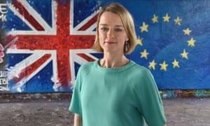 Laura Kuenssberg on Brexit: The Battle for Britain