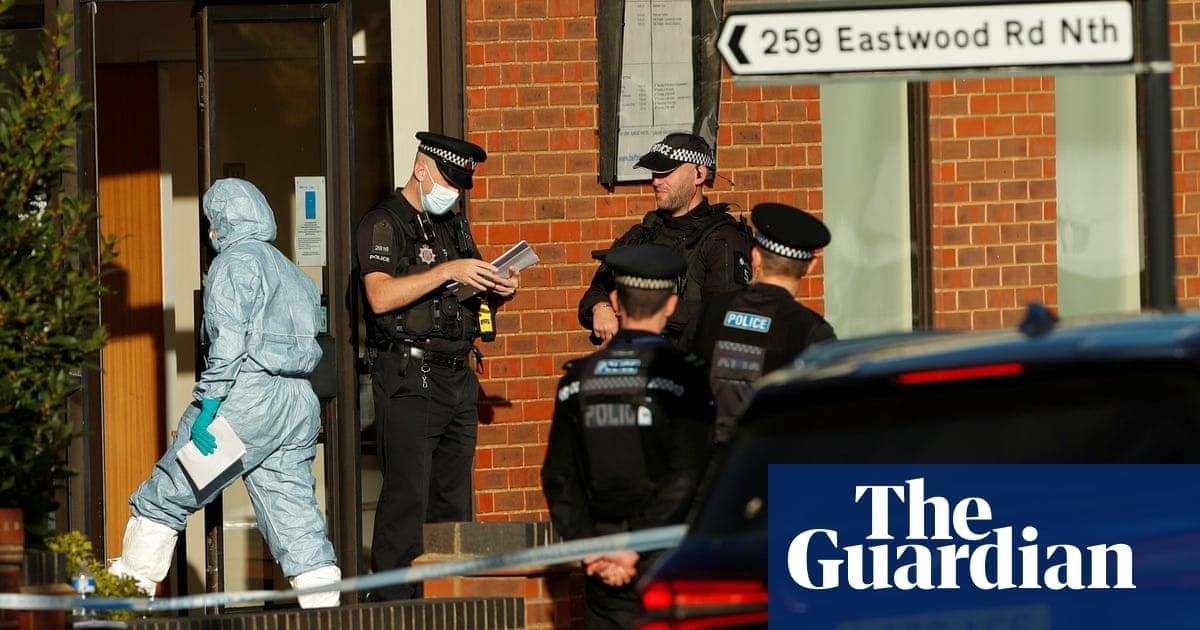 Counter-terrorism police take over inquiry into David Amess killing