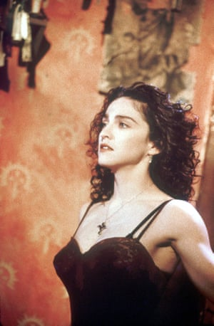 1989: Video for Like A Prayer, a song which propelled Madonna into new realms of the limelight