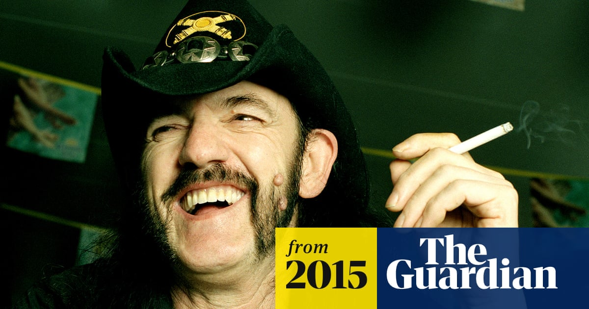 Lemmy from Motörhead is dead: and the internet pays tribute