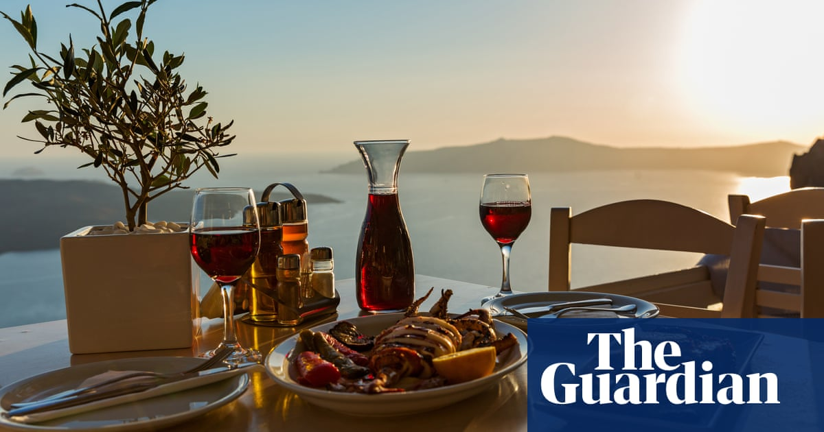 Wines to make you feel you're on holiday abroad