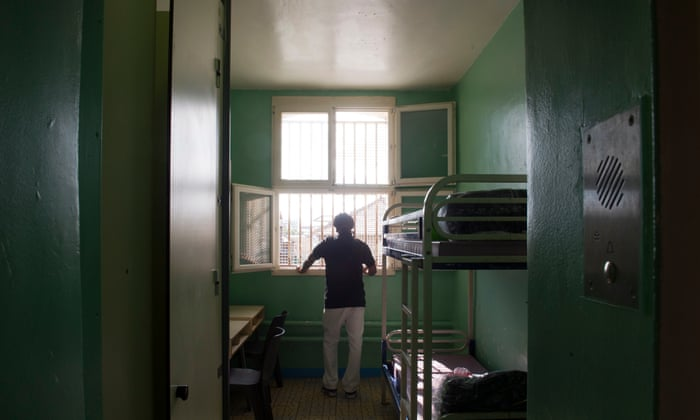 Are French prisons 'finishing schools' for terrorism? | France | The  Guardian