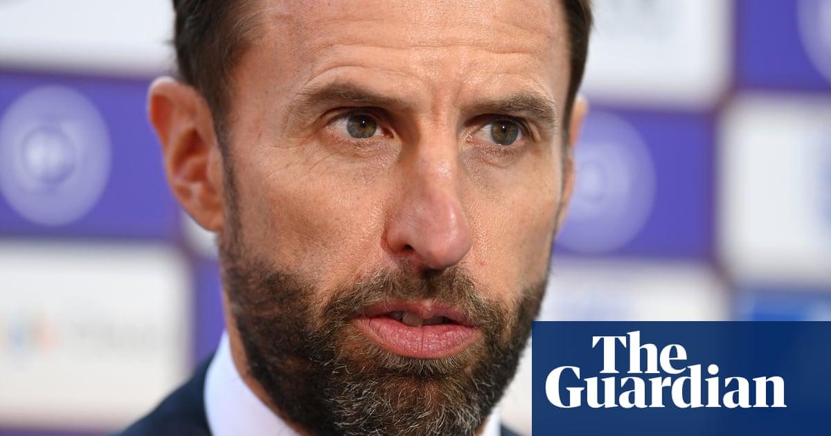 Gareth Southgate says his England team setup urgently needs more women