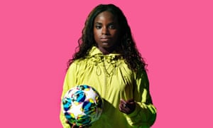 Eniola Aluko, whose memoir They Don't Teach This documents her struggles against her former employers at the FA.