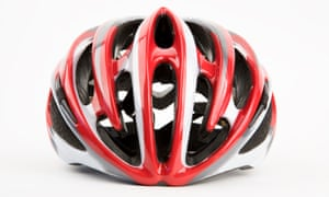One study appeared to show that helmet use could make cyclists act in a more reckless fashion.