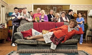 All Round to Mrs Brown's!
