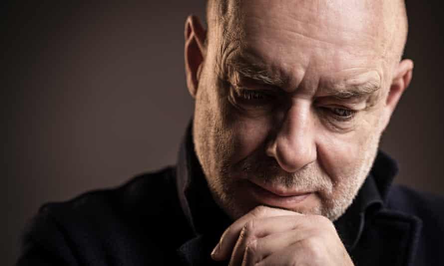 Determinedly pushing forward … Brian Eno in 2016.