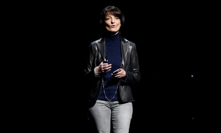 Regina Dugan: 'It sounds impossible but it's closer than you may realize.'