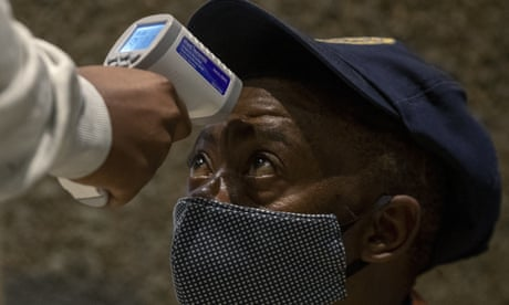 Coronavirus could 'smoulder' in Africa for several years, WHO warns
