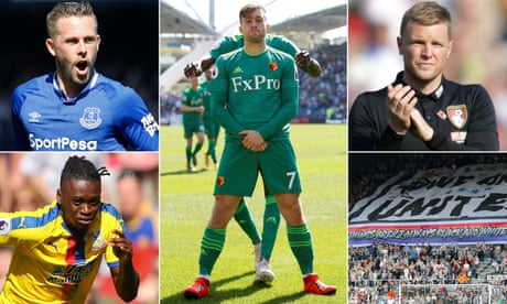 Premier League: 10 talking points from the weekend's action