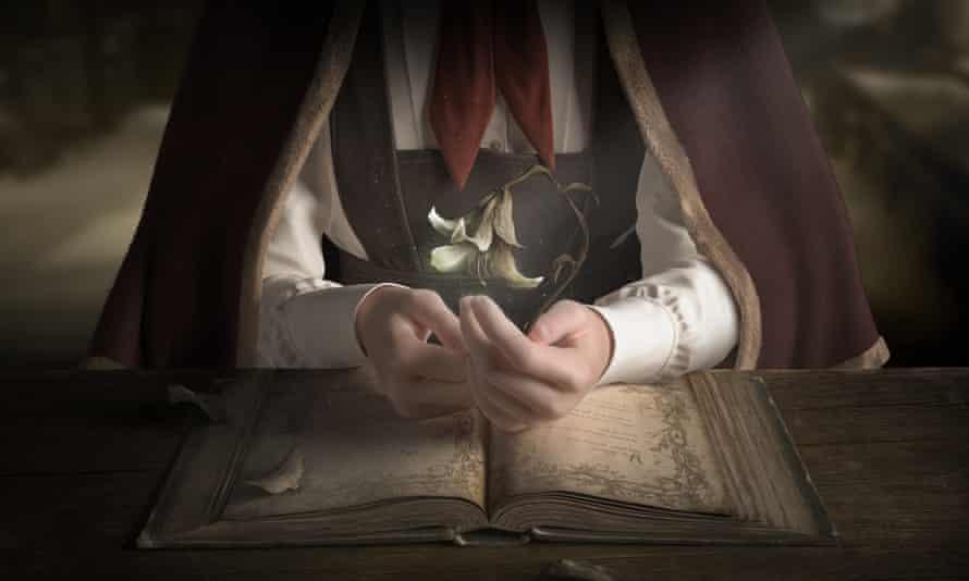 Déraciné, a forthcoming VR game from the Dark Souls designer Hidetaka Miyazaki.