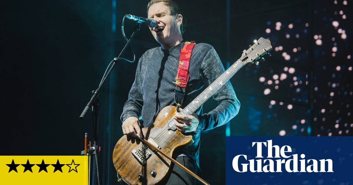 Jónsi: Shiver review – ethereal steel for strange times