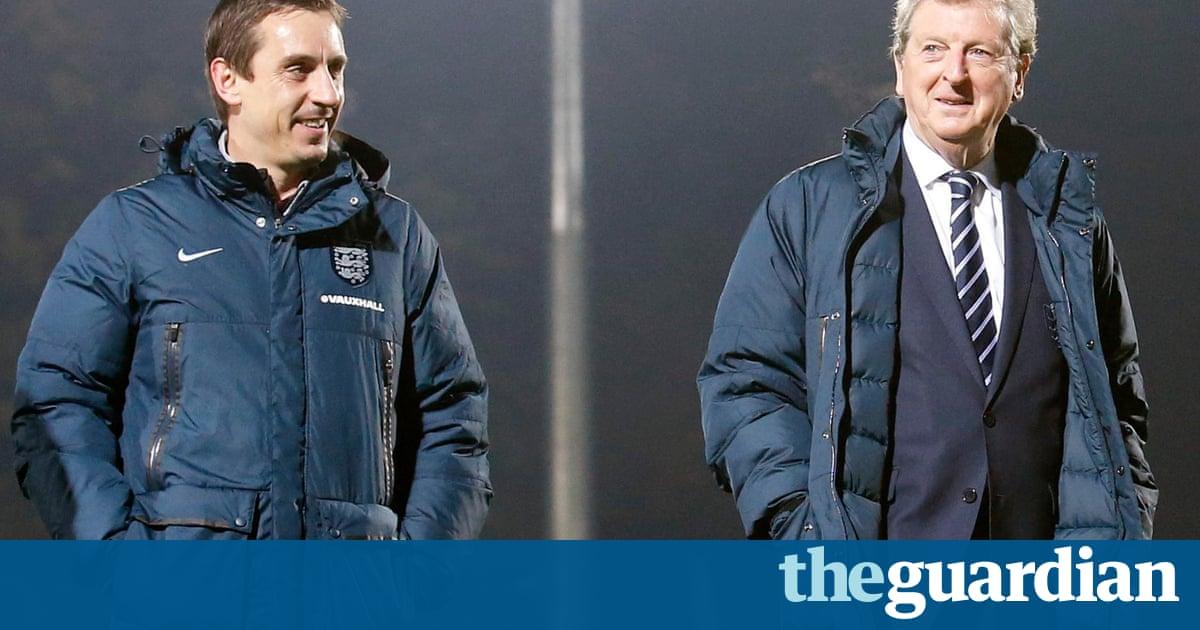 Gary Neville believes Roy Hodgson deserves England ...