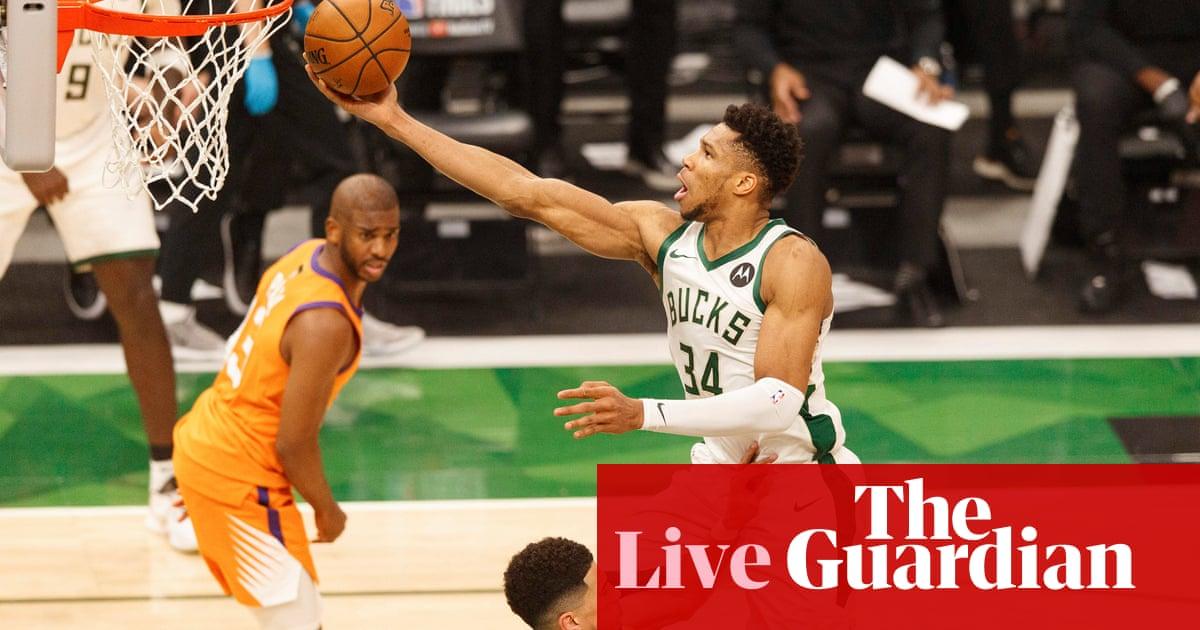 NBA finals 2021 Game 6: Phoenix Suns v Milwaukee Bucks – live!