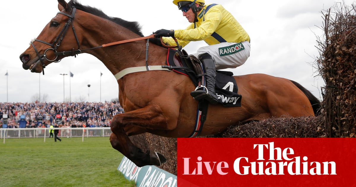 King George VI Chase and Boxing Day racing – live!