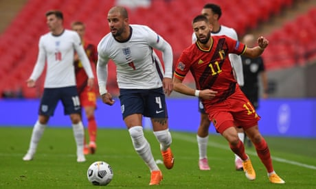 England's class of 2018 return favour as Southgate looks back to go forward | David Hytner