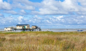Schiermonnikoog is a 9.9 mile-long nature reserve off the northern coastline that attracts 300,000 visitors a year.