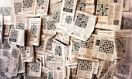 Crossword blog: the man who solved 2,000 clues in a day