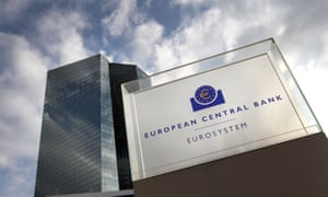 The European Central Bank HQ