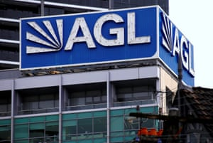 Image of the AGL head office in Sydney